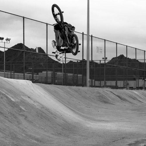 Cory Wiergowski: BMX